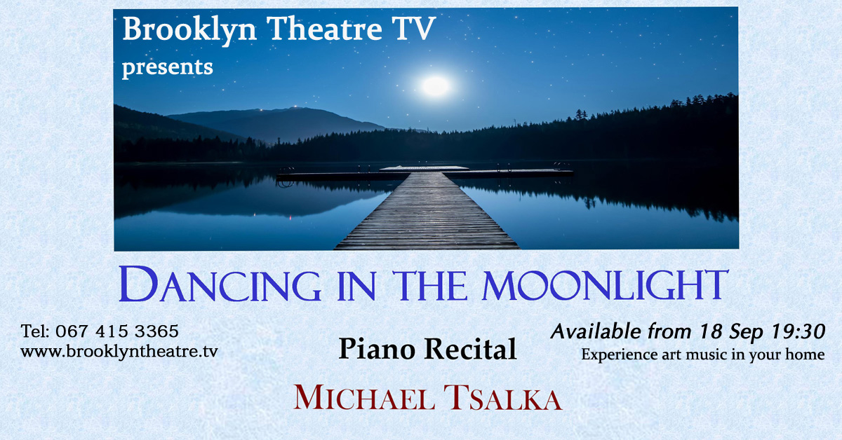 Dancing in the Moonlight. Michael Tsalka  Thumbnail Image