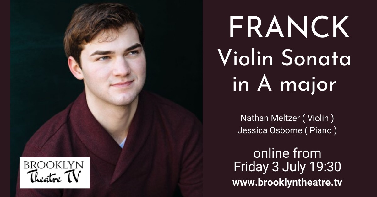 Franck Violin Sonata in A Major  Thumbnail Image