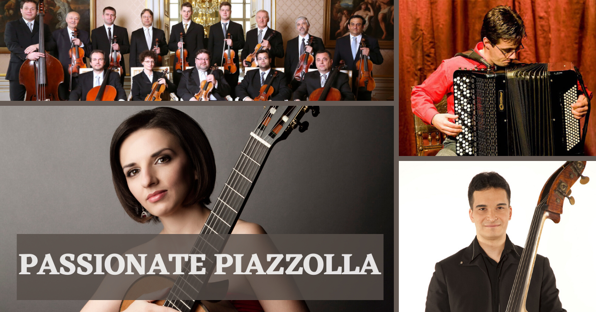 Passionate Piazzolla Thumbnail Image